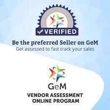 Vendor Assessment on GeM (Government e-Marketplace)
